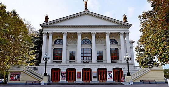 Севастопольский театр им. Луначарского