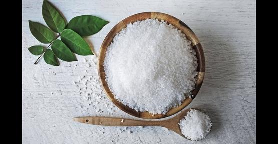 Масляно-солевой пилинг-массаж