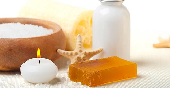 Молочно-Солевой  пилинг-массаж
