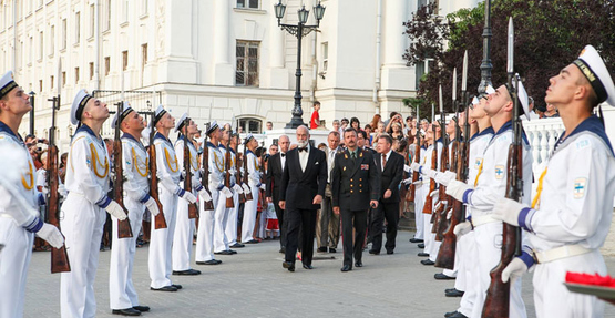 Prince Michael of Kent and British Air Squadron Club visit Ukraine & BEST WESTERN Sevastopol
